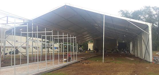 German Hanger Structure